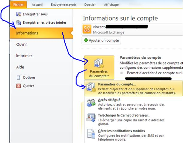 Outlook 2010 Comment Creer Son Archive Mail 2016 L Efficacite